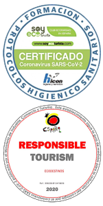 Certificado formación COVID19 Asociación de Ecoturismo en España